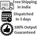 Free-shipping Output-guaranteed