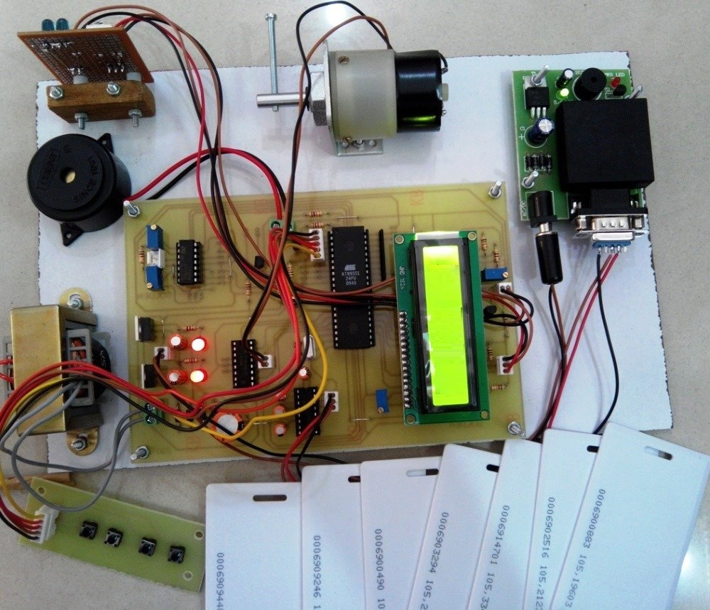 rfid based project Here is a list of project ideas based on rfid technology students belonging to third year or final year can use these projects as mini-projects as.
