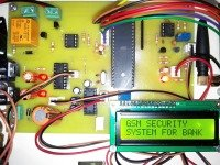 Sms Based Bank Locker Security System Using Gsm Modem