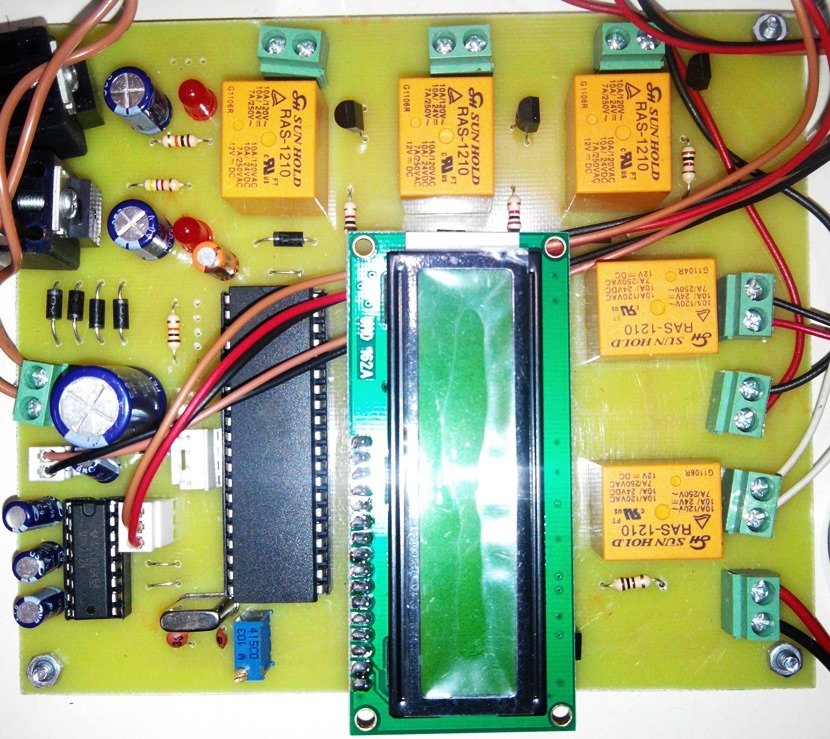 SMS based Device Controlling using GSM Technology