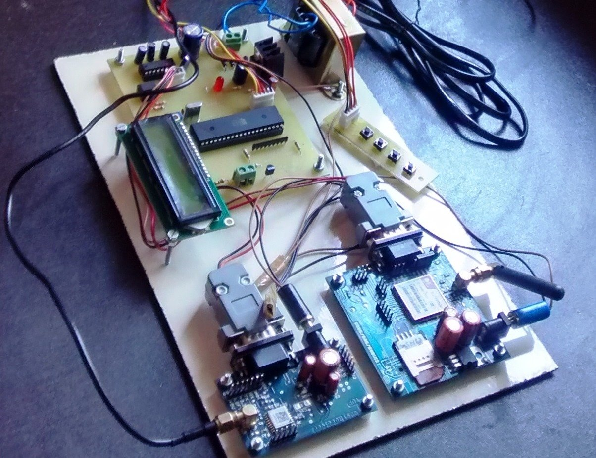 gps tracking system circuit using 8051 Gps, gsm, tracking system 1 introduction  the system is microcontroller based that consists of a global positioning system (gps) and global system for mobile communication (gsm) this.