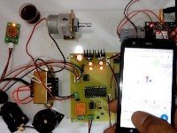 GPS tracker & alcohol detector with engine locking using GSM