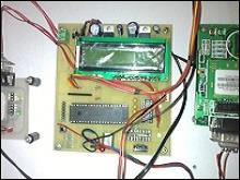 Accident Detection with GPS and GSM modem