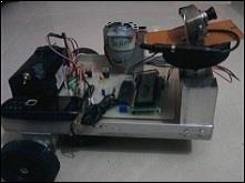 Remote Surveillance Vehicle using microcontroller