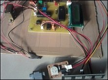 Data acquisition system using 8051