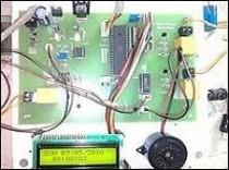 Time Operated Electrical Appliance Controlling System