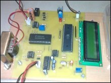 Android based Industrial fault monitoring (detection) system