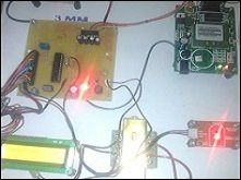 Patient Monitoring through GSM modem
