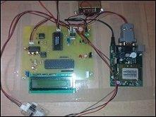 GSM based Stock Empty or Full indicator using Weight sensor