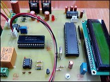 SMS based Fire detection system using Smoke and Temperature sensor