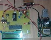 RFid Based Attendance System with SMS indication using GSM modem