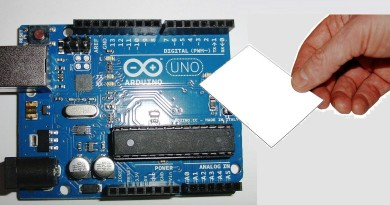 RFID Based Security System using Arduino